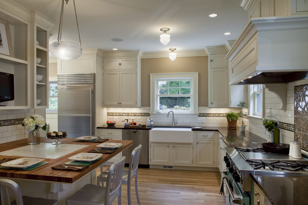 Portland oregon remodeler craftsman design renovation for Kitchen ideas for 1920s house