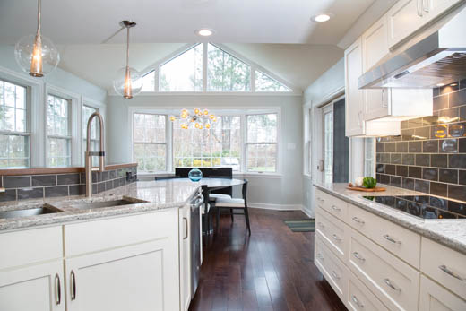 elkins park pennsylvania remodeler ferrarini kitchen